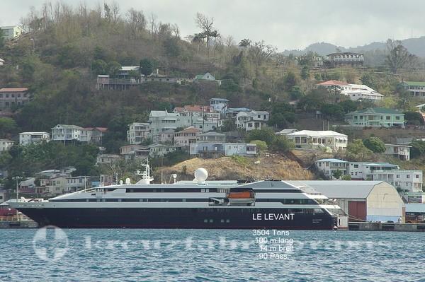Grenada - Le Levant