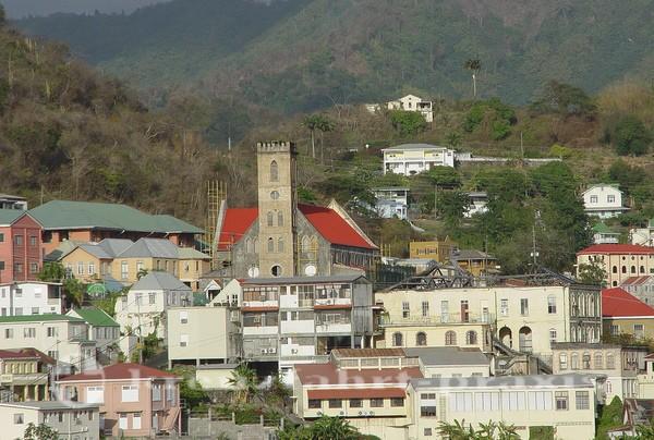 Grenada -St. Georges