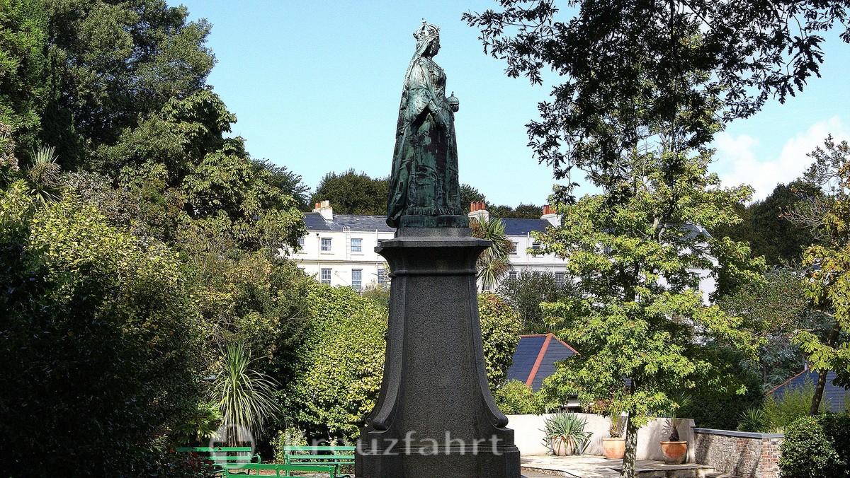 Queen Victoria-Denkmal