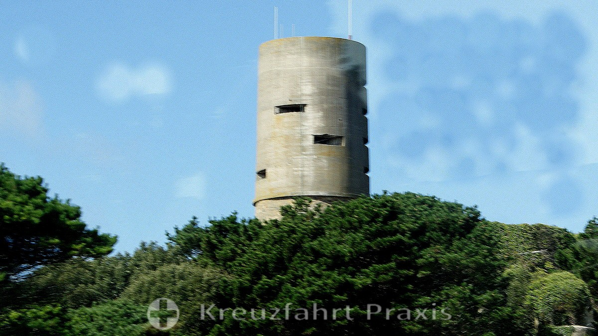 Der Pleinmont Observation Tower