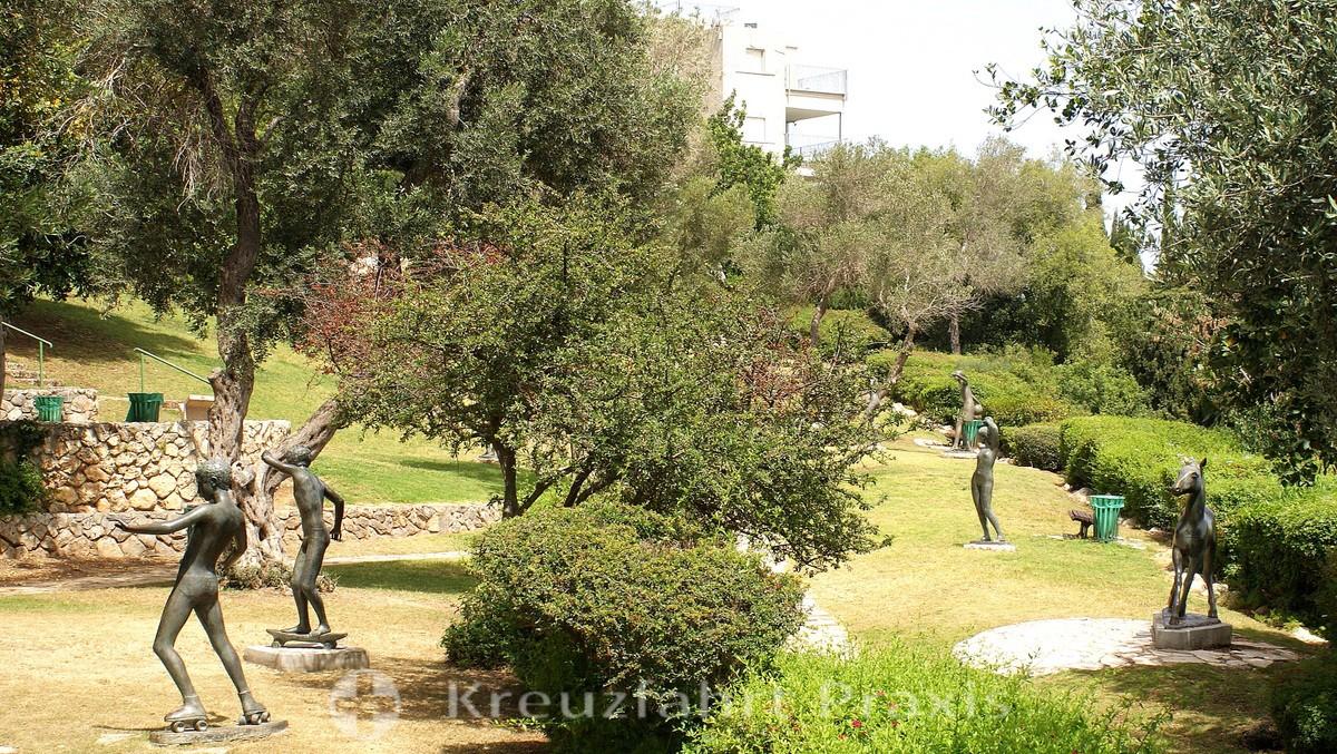 Mizpor Shalom sculpture garden