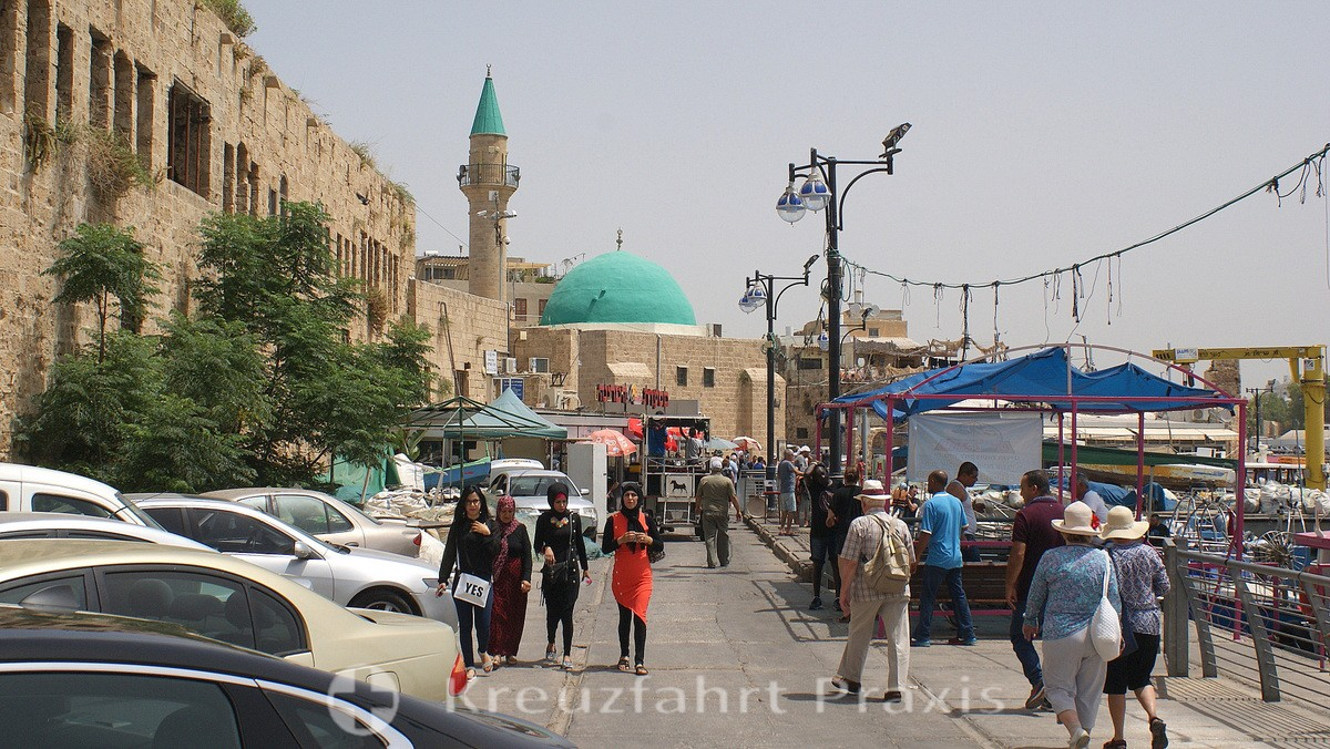 Akko - fortress by the port