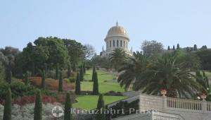 Haifa - Shrine of the Bab