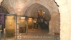 Akko - underground fortress - dungeon