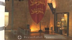 Akko - underground fortress - refectory