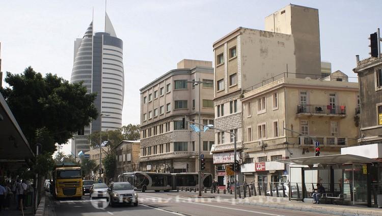 Haifa Zentrum