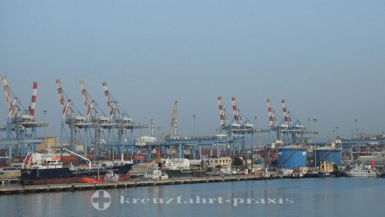 Haifas Hafen