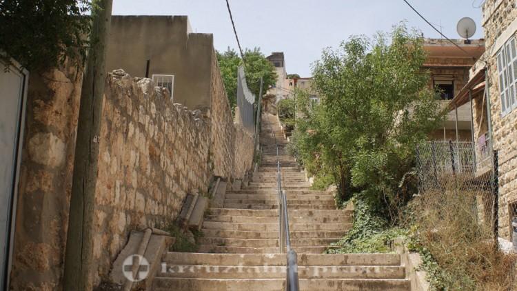 Haifas Treppenviertel