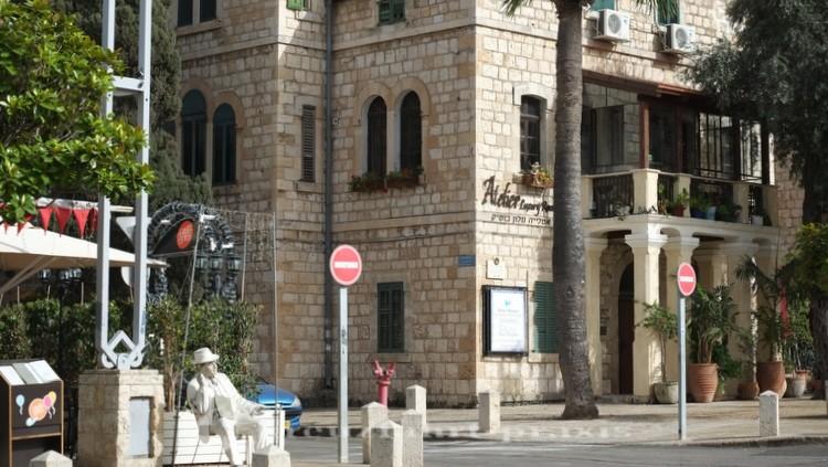 Haifa - Deutsche Siedlung