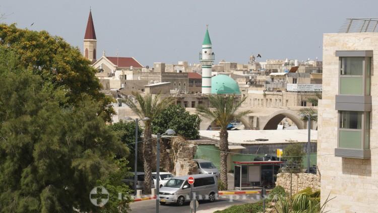 Die Altstadt von Akko