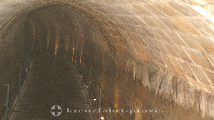 Akko - Der Templer-Tunnel