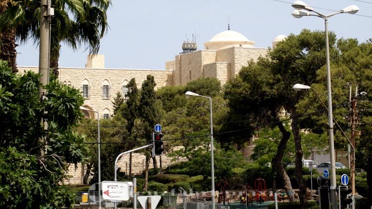 Haifa - Stella Maris Kirche und Kloster