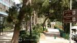 Haifa - Zugang zur Louis Promenade