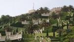 Haifa - Die Terrassen der Bahai-Gärten