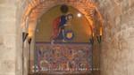 Akko - Krypta der Kirche des Hl. Johannes