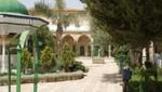 Akko - Innenhof der El Jazzar Moschee