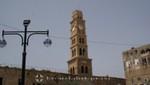Akko - Uhrturm der Karawanserei Khan al Umdan