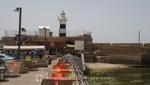 Der Leuchtturm von Akko