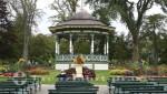 Halifax - Bandstand in den Halifax Public Gardens