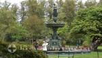 Halifax - Brunnenanlage in den Halifax Public Gardens