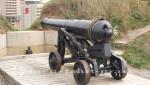 Halifax - Eine Kanone der Halifax Citadel
