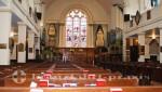 Halifax - St Pauls Church von 1749 - Das Mittelschiff