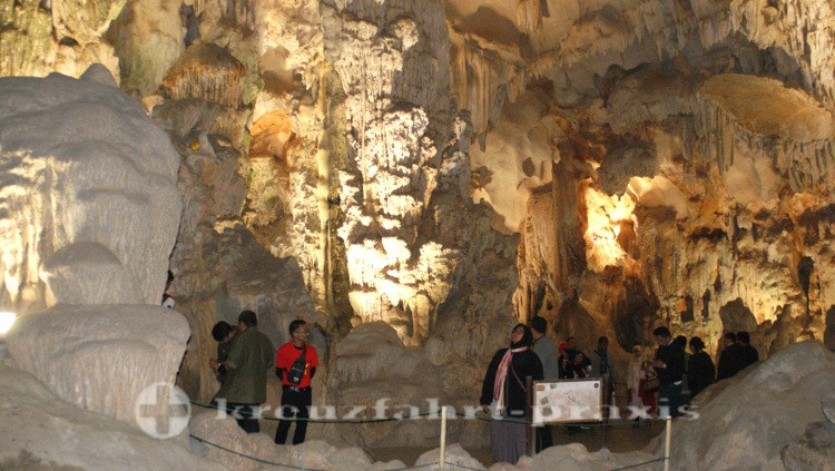 Thien Cung Höhle