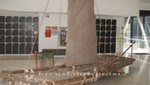 Boot im Quang Ninh Museum