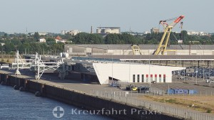 Hamburg - Cruise Terminal Steinwerder