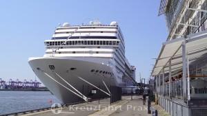 Hamburg - Cruise Terminal Altona