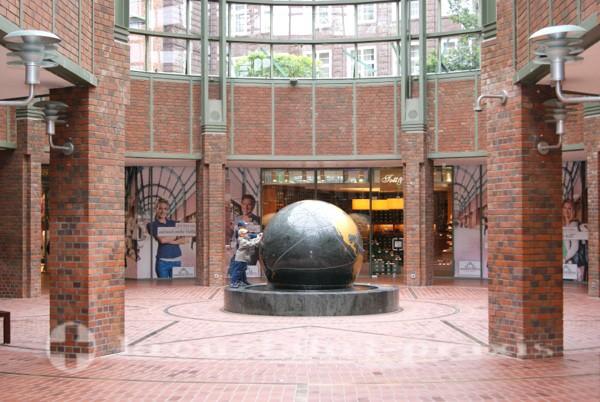 Einkaufszentrum Hanse Viertel