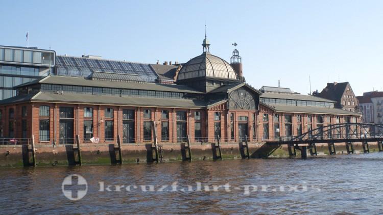 Fischmarkthalle Hamburg Altona