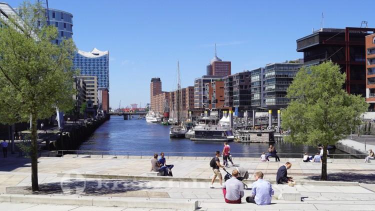 HafenCity - Marco Polo Terrassen