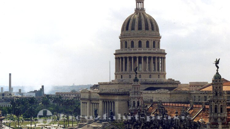 Havanna - Capitolio Nacional