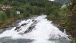 Langedalselva Wasserfall
