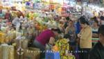 Marktstand des Ben Thanh Market