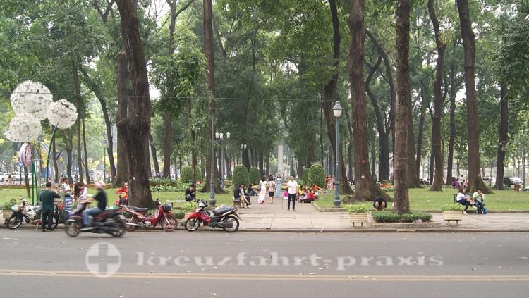 Thong Nhat Parkanlage