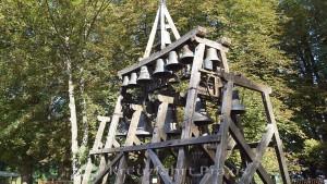 Carillon of the Dame de Grace church