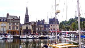 Honfleur - Quai Saint Etienne