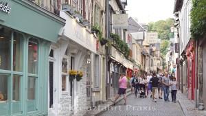 Honfleur- Rue du Puits