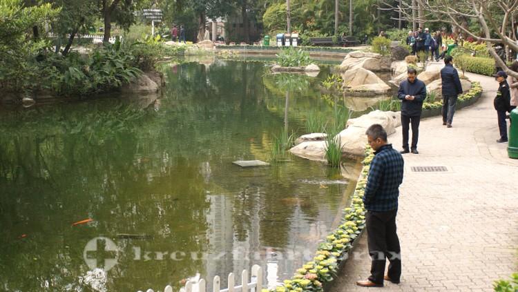 Im Hongkong Park