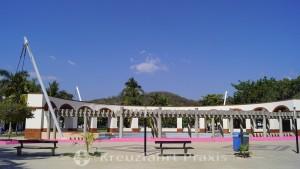 Santa Cruz Huatulco - Freiluftbühne Teatro del Mar