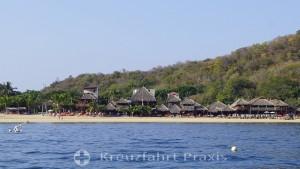 Huatulco - und noch ein Strand