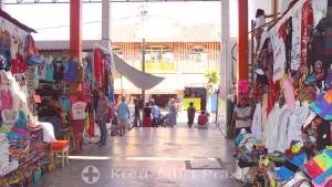 Impression aus der Markthalle von La Crucecita