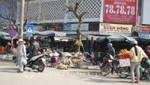 Straßenszene vor Hue
