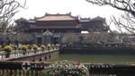 Haupttor der Zitadelle - Rückseite
