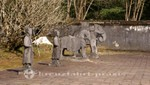 Tiergestalten vor den Minh Mang Kaisergräbern