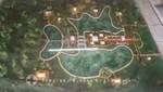 Grundriss der Minh Mang Grabanlage