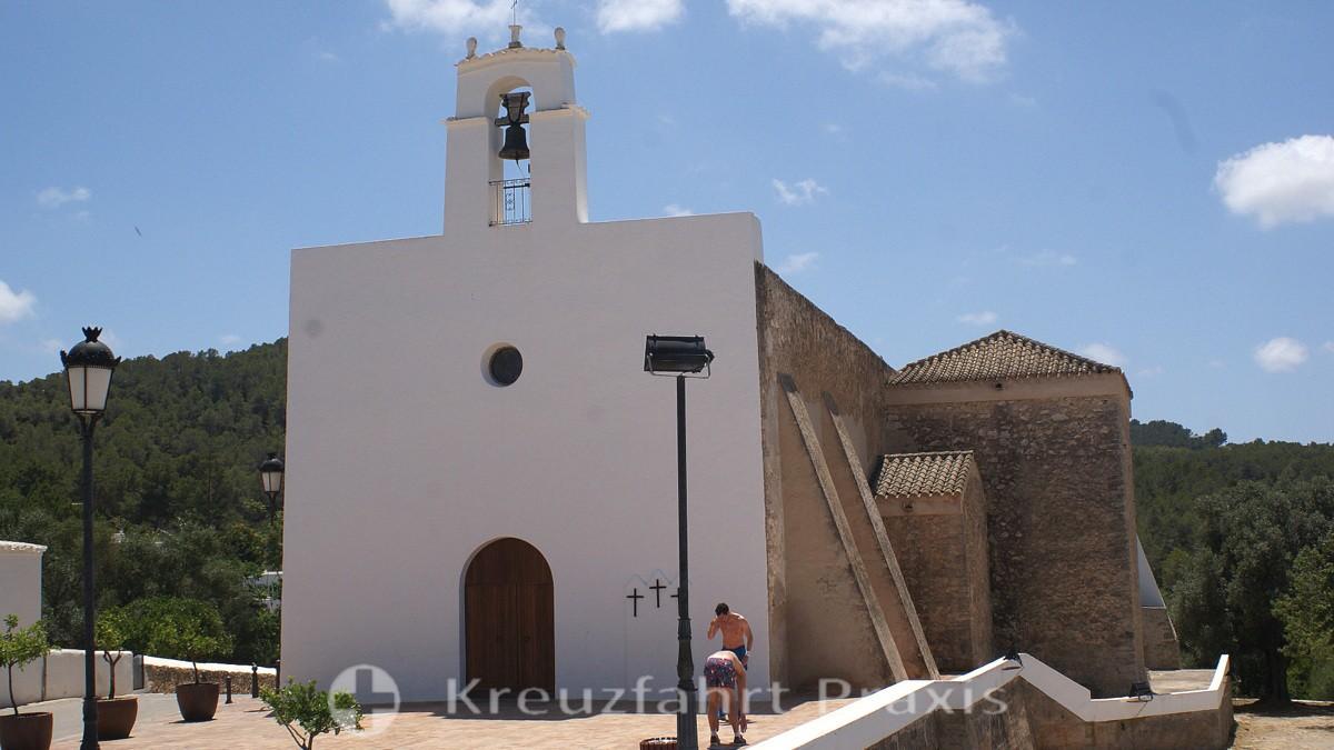 Esglesia de Sant Augusti des Vedrà