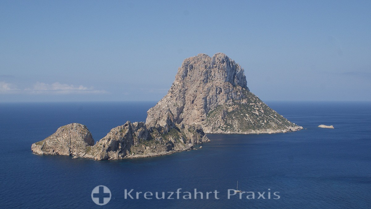 Ibiza - Es Vedrà rocky island